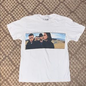 U2 Joshua Tree 2017 Tour Tee